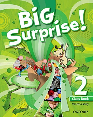 9780194516211: BIG SURPRISE 2 CB ED.13 Oxford