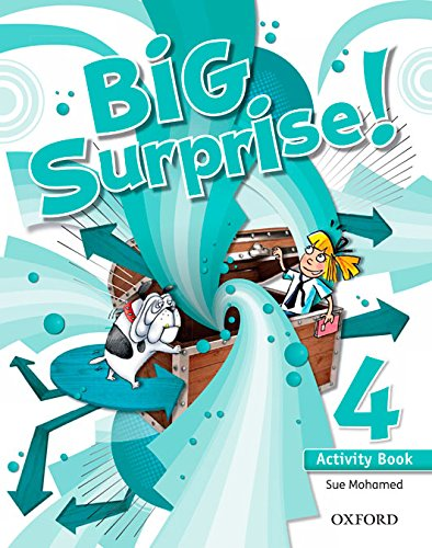 9780194516235: Big Surprise 4: Activity Book and Multi-ROM Pack