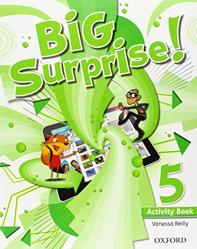 9780194516242: Big Surprise! 5. Activity Book+ Study Skills Booklet - 9780194516242