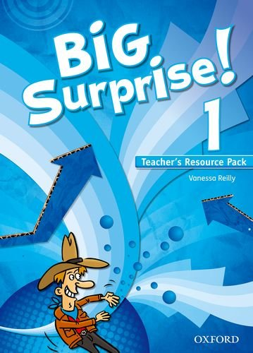 9780194516266: Big Surprise 1: Teacher's Resource Pack