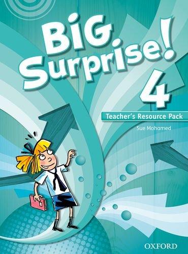 9780194516297: Big Surprise 4: Teacher's Resource Pack