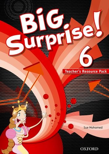9780194516310: Big Surprise 6 Trp