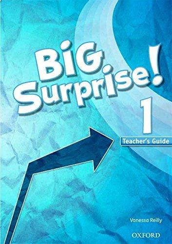 9780194516327: Big Surprise 1: Teacher's Guide