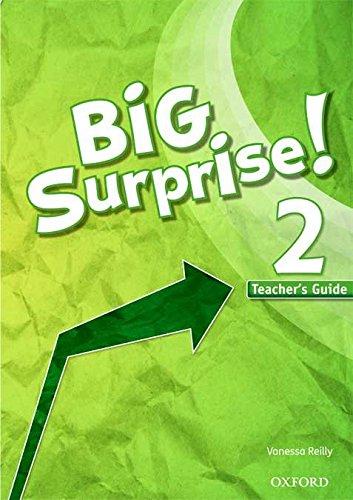 9780194516334: Big Surprise 2: : Teacher's Guide - 9780194516334