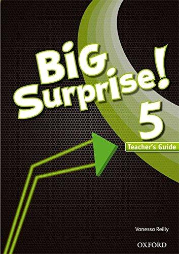 9780194516365: Big Surprise 5: Teacher's Guide