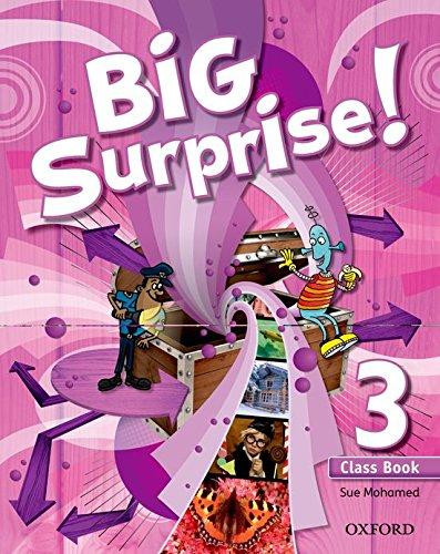 9780194516389: BIG SURPRISE 3 CB ED.13 Oxford