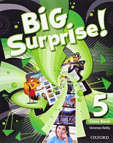 9780194516402: Big Surprise 5: Class Book