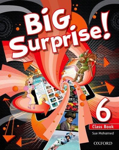 9780194516419: Big Surprise 6 Class Book + Multi-ROM