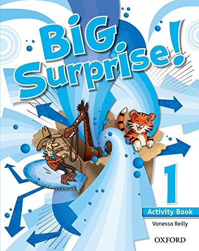 9780194516426: Big Surprise! 1. Activity Book - 9780194516426