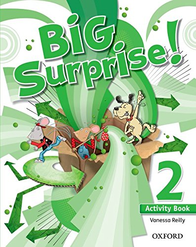 9780194516433: BIG SURPRISE 2 ACT ED.13 Oxford