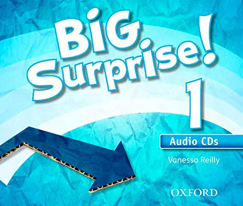 9780194516440: Big Surprise 1: Class CD (3)