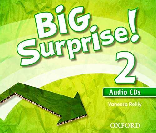 9780194516457: Big Surprise 2: : Class CD (3) - 9780194516457