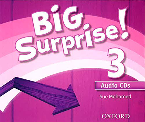 9780194516464: Big Surprise 3: Class CD (3)