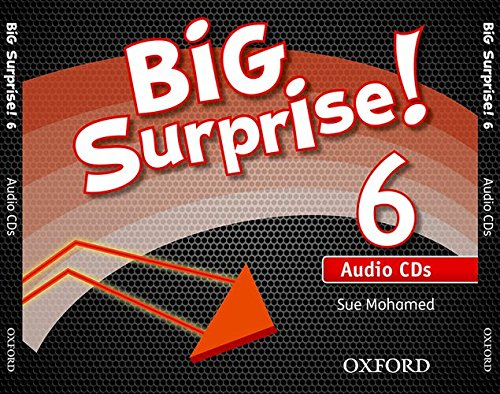 9780194516495: Big Surprise 6: Class CD (3)