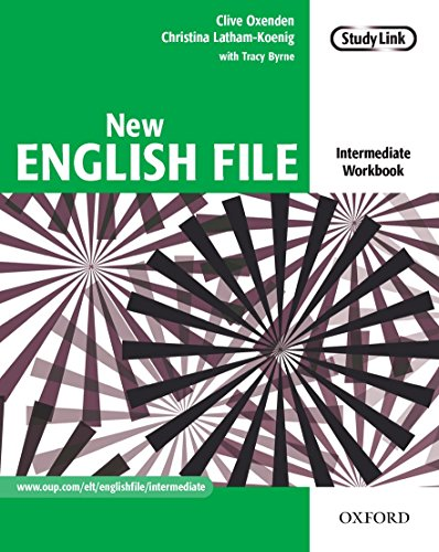 9780194518048: New English File: Intermediate: Workbook: Six-level general English course for adults