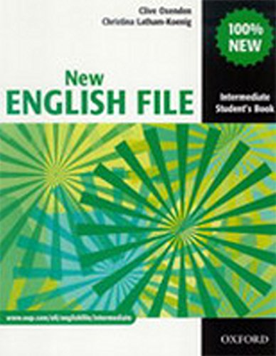 9780194518093: New English File: Intermediate: Class Audio CDs (3)