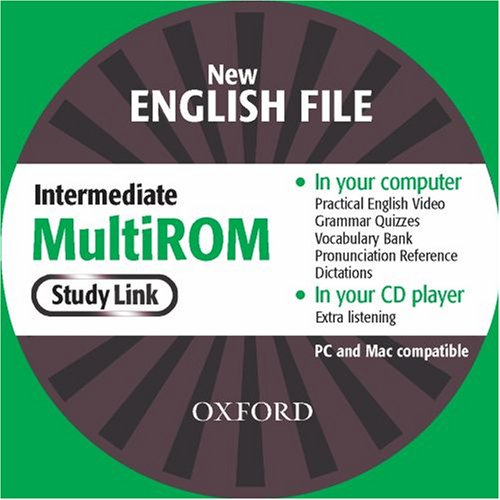 9780194518116: New English File Intermediate N-CD: N-CD Intermediate level