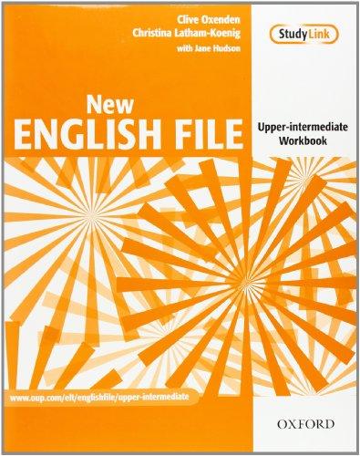 9780194518451: New English File: Upper-Intermediate: Workbook