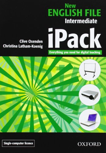 9780194518604: New English File: Intermediate: iPack (Single-Computer): Digital Resources for Interactive Teaching