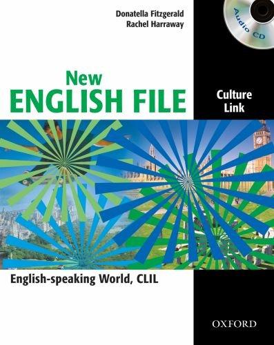 9780194519380: New English file. Culture link. Student's book. Con CD Audio. Per le Scuole superiori