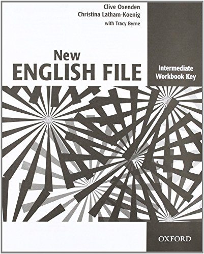 new english file intermediate students book key