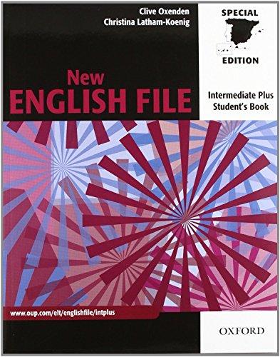 9780194519717: New eng file int pl sb w/o key pk ed 09