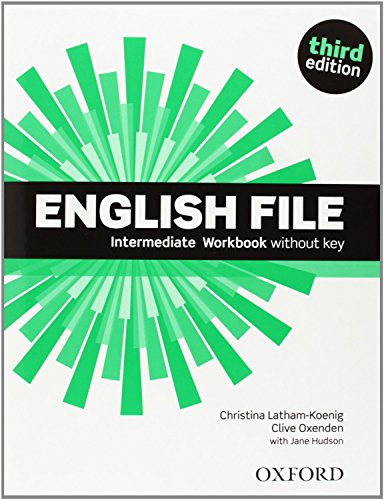 9780194519908: English File Intermediate: Student's Book and Workbook Without Answer Key Pack 3rd Edition