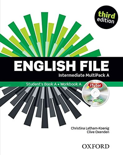 9780194520485: English File third edition: English File Intermediate: Student's Book MultiPack a without Oxford Online Skills Practice 3rd Edition