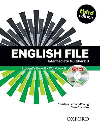 9780194520492: English File third edition: Intermediate: Student's Book MultiPack B without Oxford Online Skills Practice