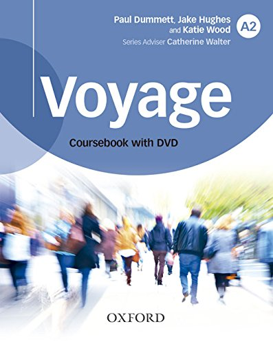 9780194522304: Voyage A2. Student's Book + Workbook Pack with Key