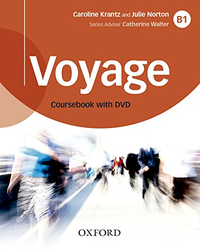 9780194522465: Voyage B1. Student's Book + Workbook Pack with Key