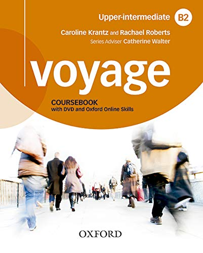 9780194523233: VOYAGE B2 Student's book+Workbook Pack without key