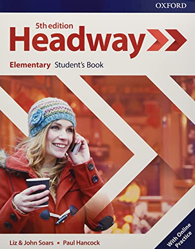9780194524230: New Headway 5th Edition Elementary. Student's Book with Student's Resource center and Online Practice Access (Headway Fifth Edition)
