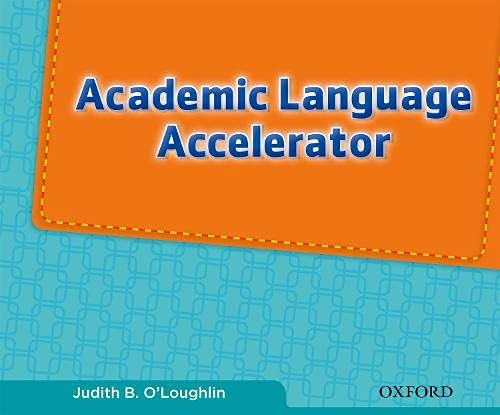 9780194525053: Oxford Picture Dictionary for the Content Areas Academic Language Accelerator (Oxford Picture Dictionary for the Content Areas 2e)
