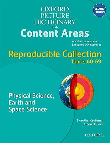 9780194525114: Oxford Picture Dictionary for the Content Areas Reproducible: Physical Science Earth & Space