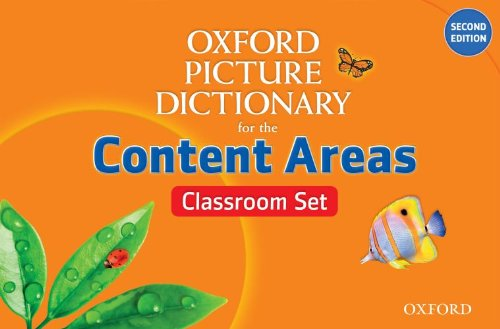 9780194525268: OPD for Content Areas 2e Classroom Set Pack