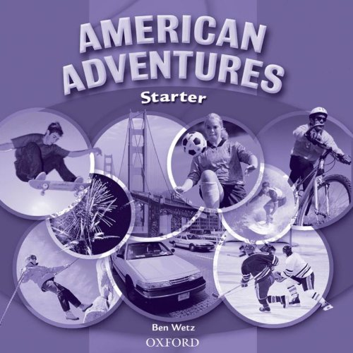 9780194527057: American Adventures Starter: Class Audio CD