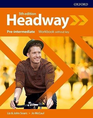 9780194529136: New headway : Pre-intermediate workbook without answers