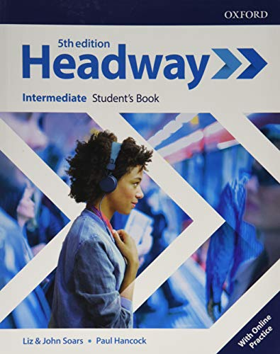 9780194529150: New Headway 5th Edition Intermediate. Student's Book with Student's Resource center and Online Practice Access (Headway Fifth Edition)