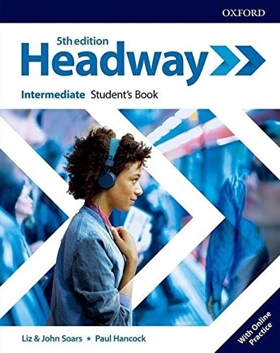 9780194529150: Headway: Intermediate: Student's Book with Online Practice