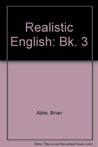 9780194531603: Realistic English: Bk. 3