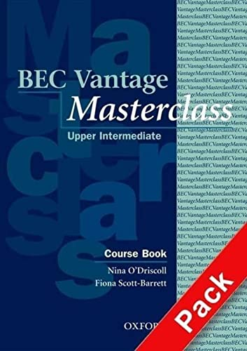 9780194531818: BEC Vantage Masterclass: Business English Certificates Vantage Masterclass: Workbook and Audio CD Pack With Key (Bec Masterclass)