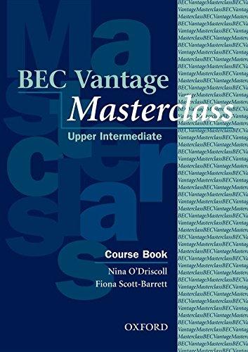 9780194531979: BEC Vantage Masterclass: Course Book