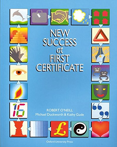 9780194533324: New Success at First Certificate