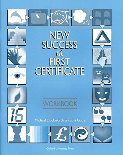 9780194533331: New Success at First Certificate Workbook