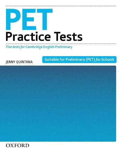 PET Practice Tests: Without Key: Practice