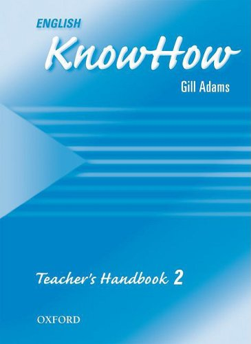 9780194536240: English KnowHow 2: Teacher's Handbook