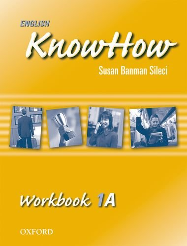 9780194536325: English KnowHow 1: Workbook A