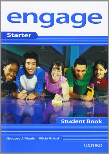 9780194536431: Engage Starter: Student Book