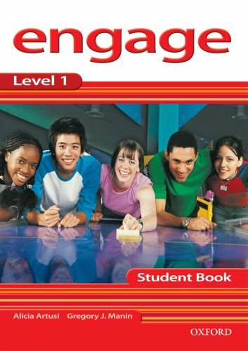 9780194536493: Engage Level 1: Student Book